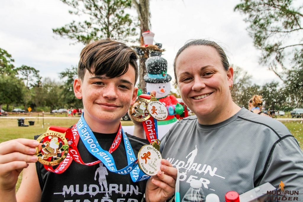 Mud Run Finder - Virtual Race - Ashley Landon